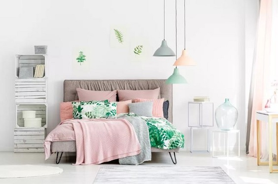 pink girl bedroom 28