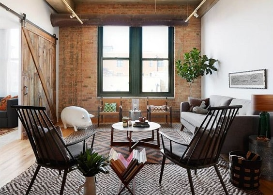 rustic living room 15-min