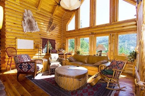 rustic living room 18-min