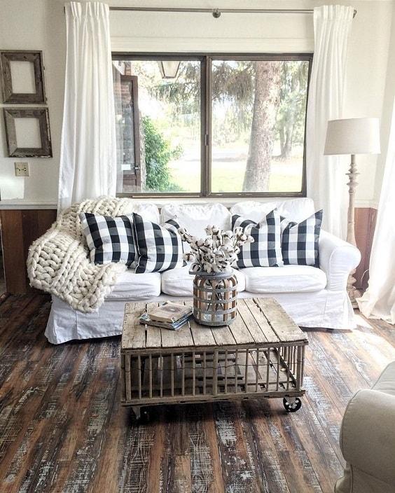 rustic living room 31-min