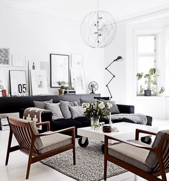 black and white living room 19-min