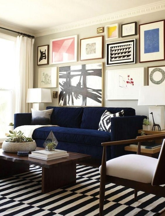 eclectic living room 15-min