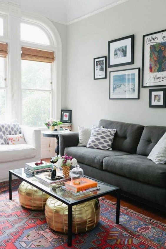 eclectic living room 29-min