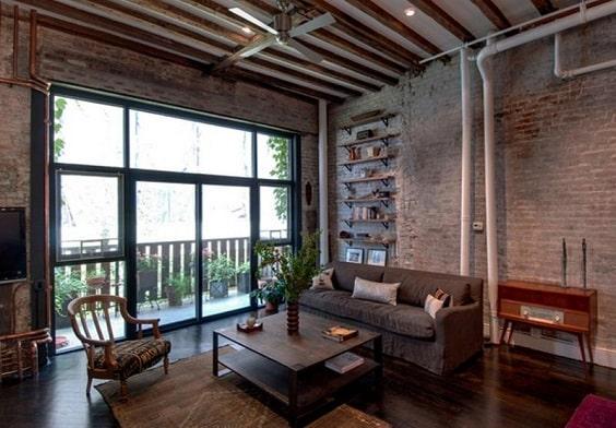 industrial living room 4-min