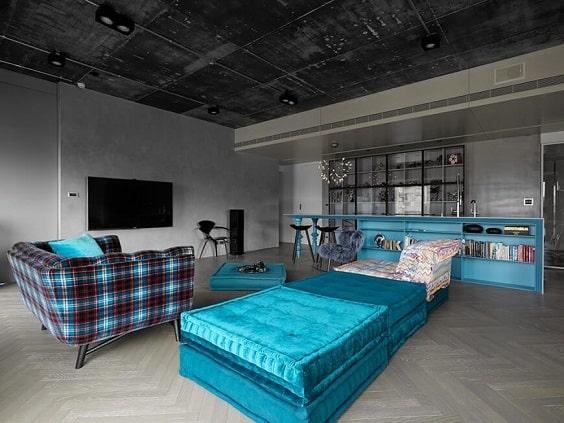 industrial living room 8-min