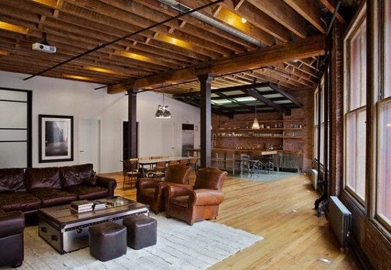 industrial living room 9-min