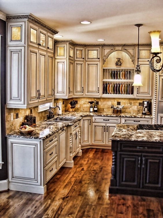 rustic kitchen 4-min