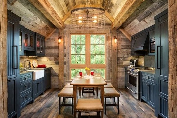 rustic kitchen feature-min