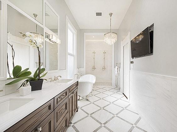 traditional bathroom ideas 29-min