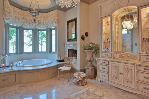 traditional bathroom ideas 30-min