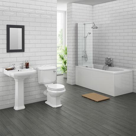 traditional bathroom ideas 5-min