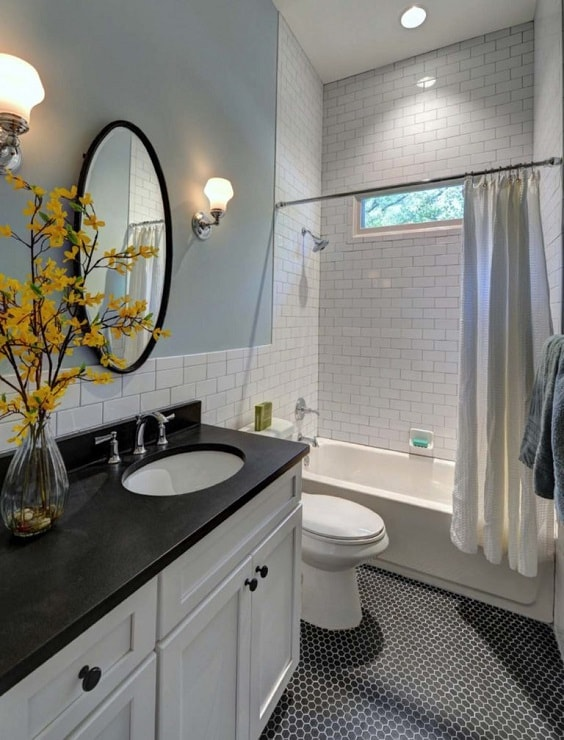 traditional bathroom ideas 7-min