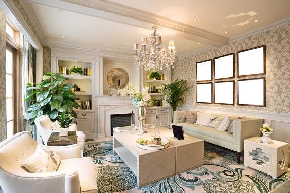 victorian living room 11-min
