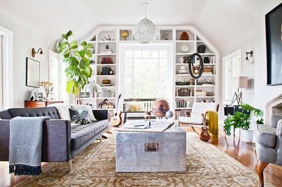 white living room 10-min