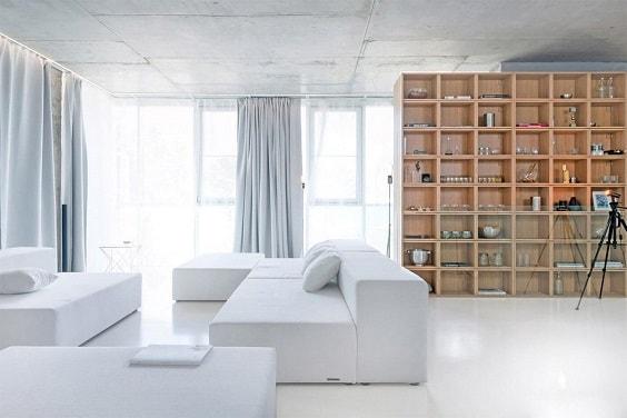 white living room 7-min