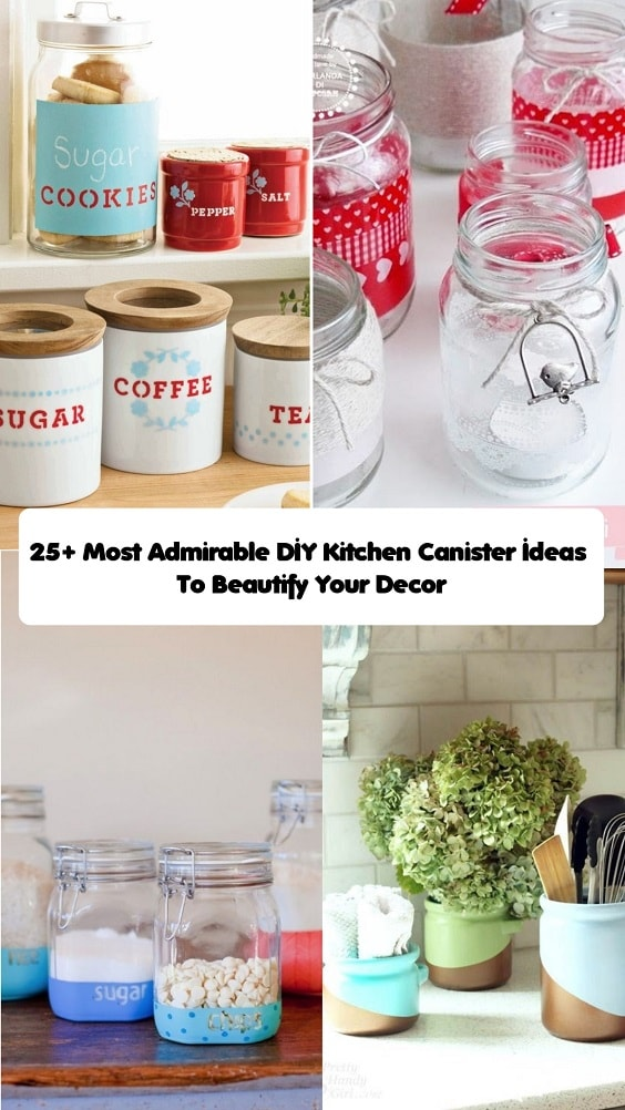 DIY Kitchen Canister-min