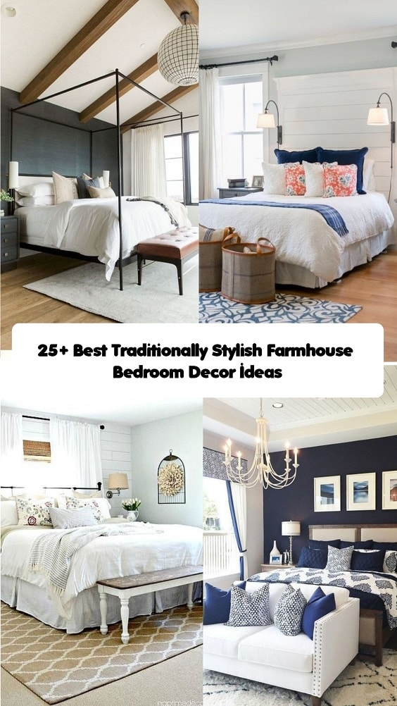 Farmhouse Bedroom Decor-min