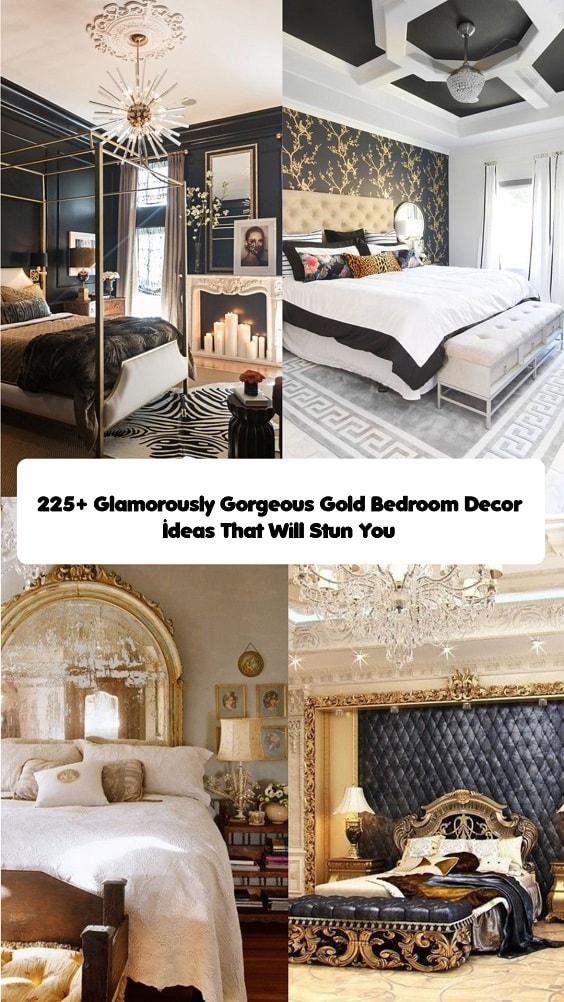 Gold Bedroom-min