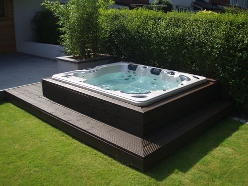 Hot Tub Backyard Ideas 4