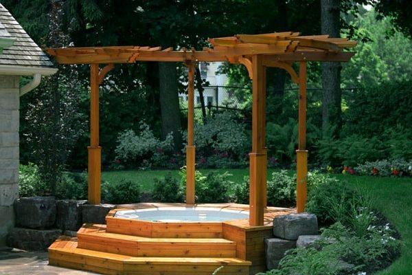 Hot Tub Backyard Ideas feature-min