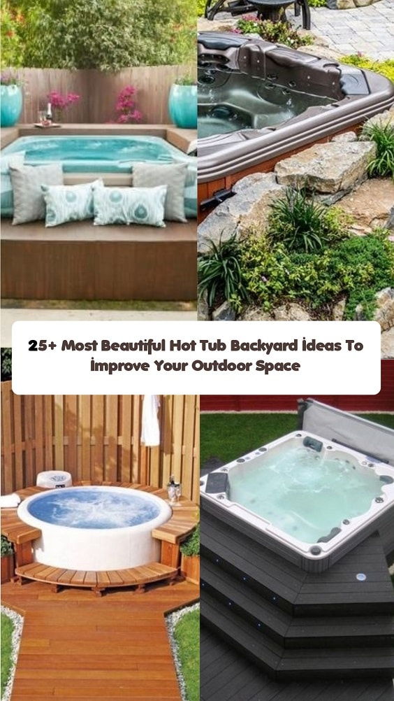 Hot Tub Backyard Ideas-min