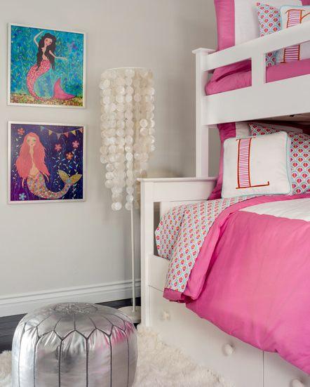 Mermaid Bedroom Ideas for Girls 16-min