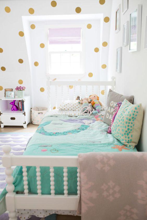 Mermaid Bedroom Ideas for Girls 17-min