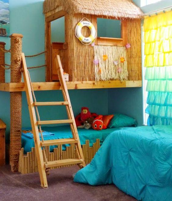 Mermaid Bedroom Ideas for Girls 20-min