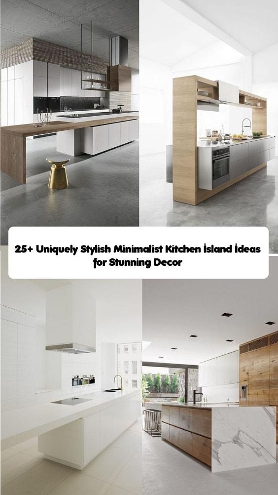 Minimalist Kitchen Island-min