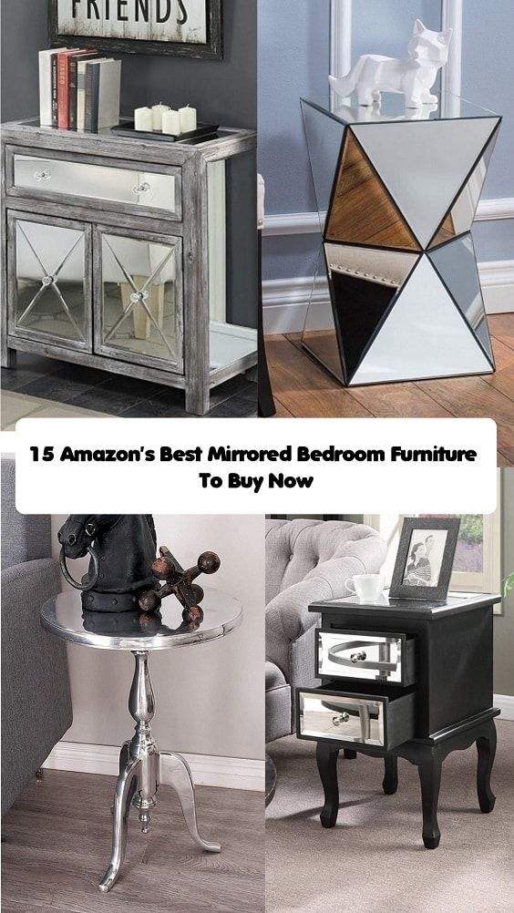 Mirrored Bedroom Furniture-min