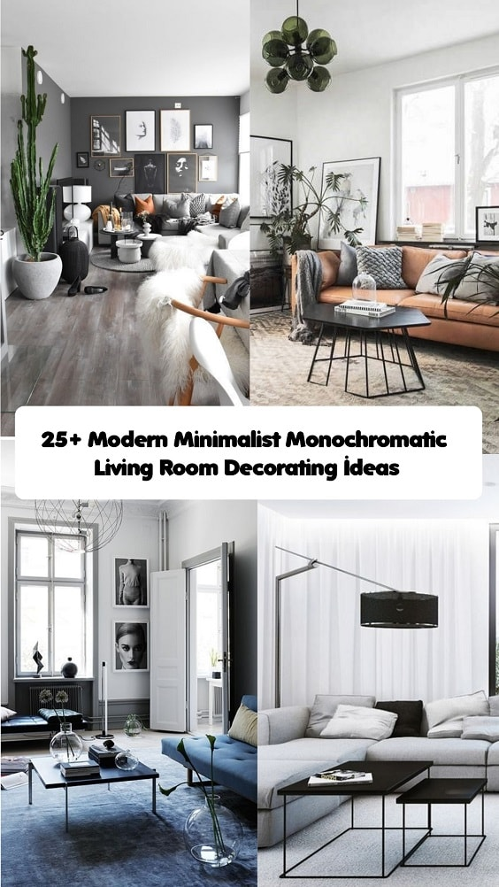 Monochromatic Living Room-min