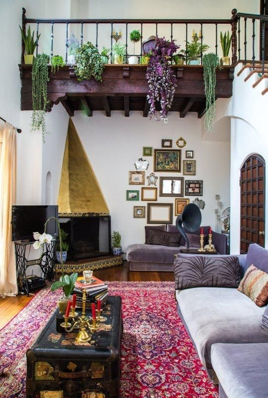Moroccan Decor Living Room 1