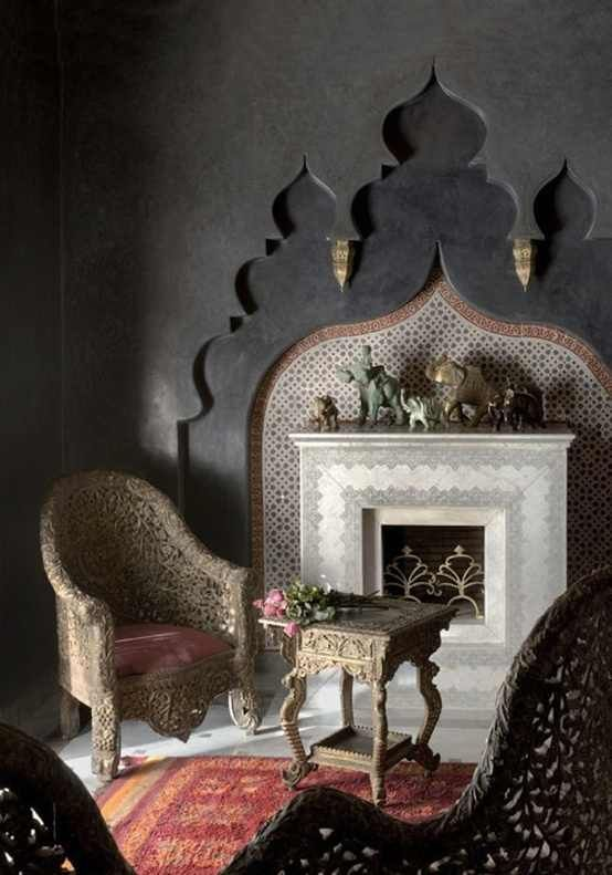 Moroccan Decor Living Room 21