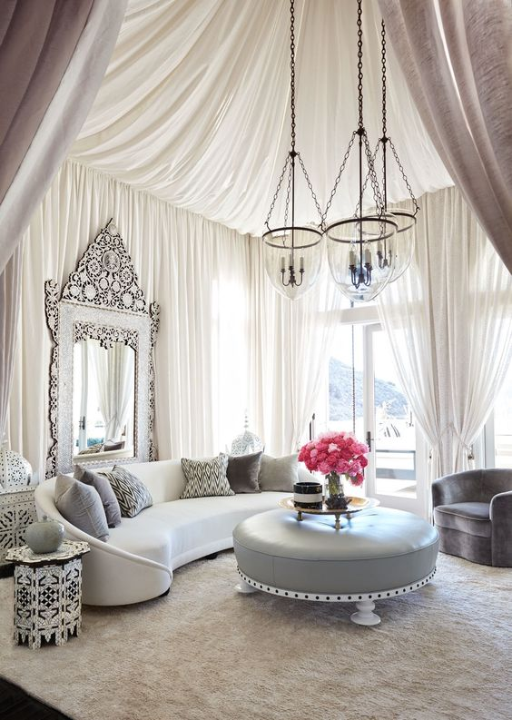 Moroccan Decor Living Room 24