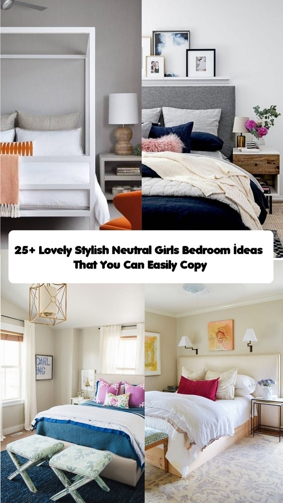 Neutral Girls Bedroom-min