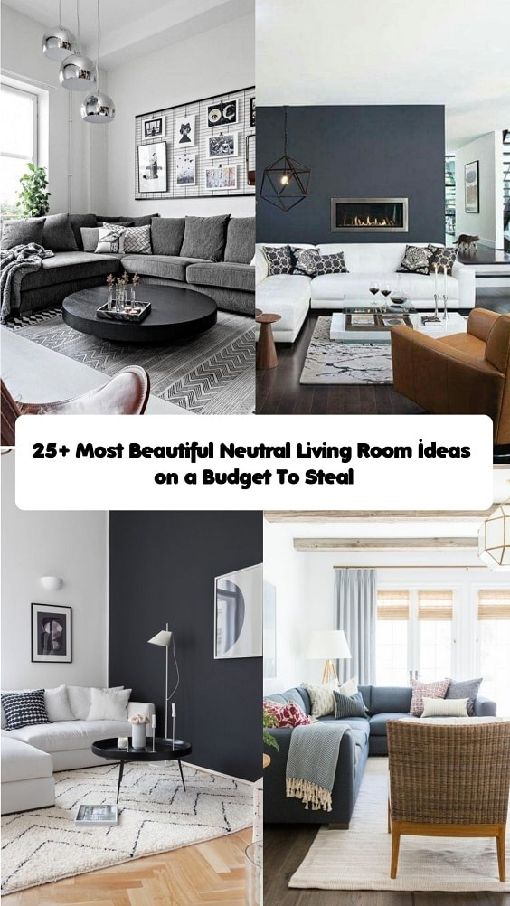 Neutral Living Room Ideas-min