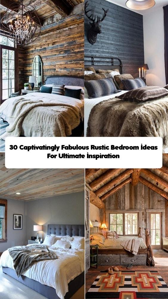 Rustic Bedroom Ideas-min