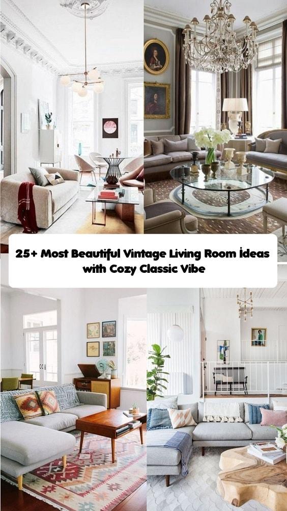 Vintage Living Room-min