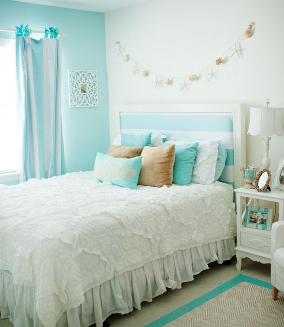 beach bedroom ideas 2