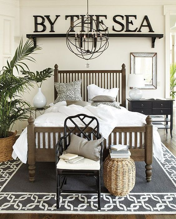 beach bedroom ideas 21