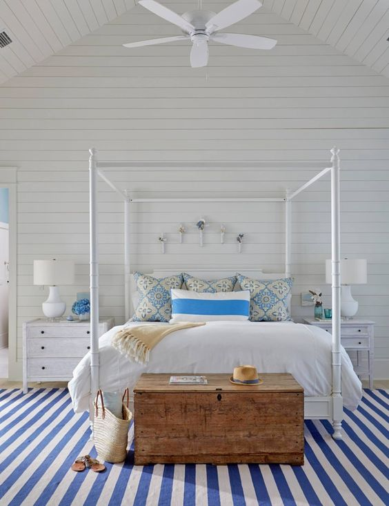 beach bedroom ideas 26