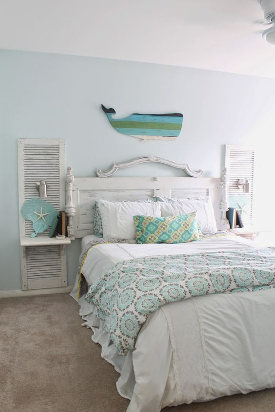 beach bedroom ideas 9