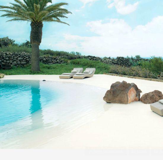 beach entry pool ideas 8