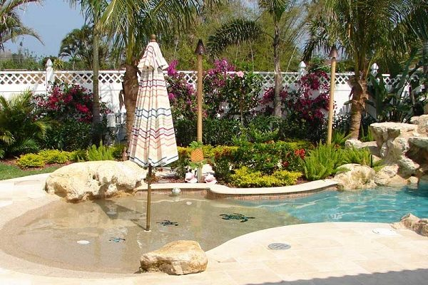 beach entry pool ideas feature