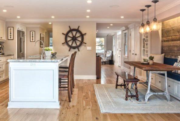 beachie kitchen feature