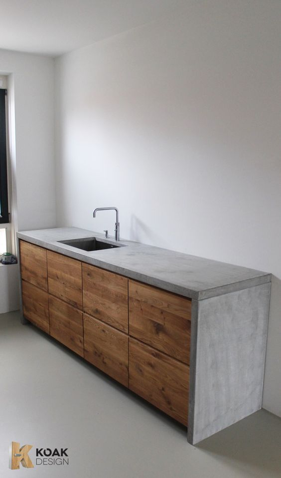 concrete kitchen 2