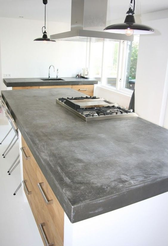concrete kitchen 5
