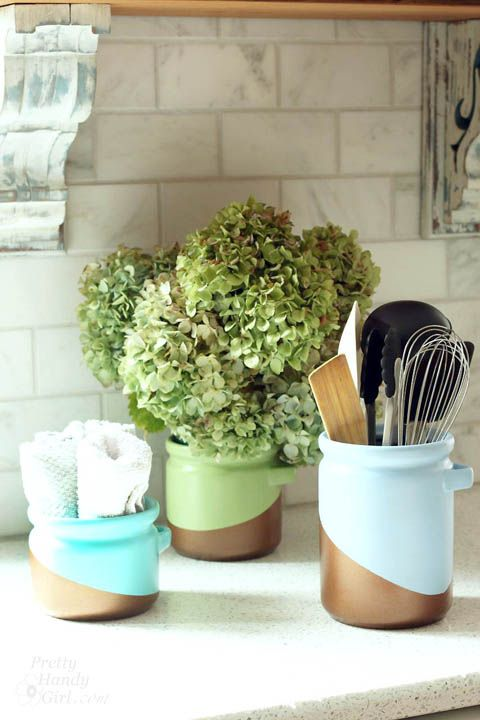 diy kitchen canister 1