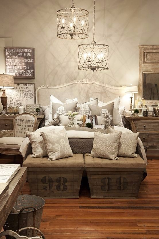 farmhouse bedroom decor 1