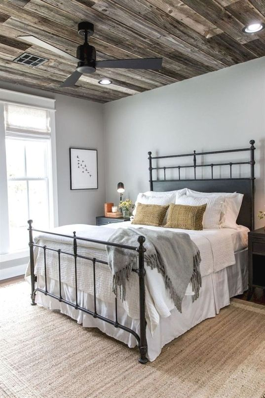 farmhouse bedroom decor 19